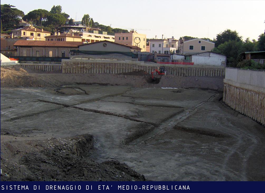Architetture mercato ponte milvio indagini for Mercato ponte milvio